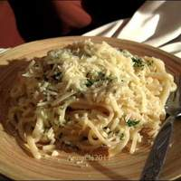 Pasta With Lemon, Pepper and Parmigiano Recipe