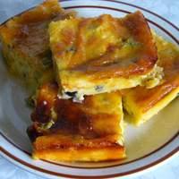 Pat's Chiles Rellenos Squares Recipe