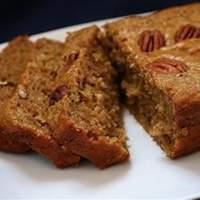 Peachie Peach Pecan Nut Bread Recipe