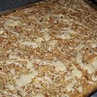 Pecan Cardamom Bar Cookies Recipe