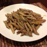 Pennetini in White Sauce Recipe