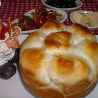 Pepperoni Cheese Bread (The Deen Brothers) Recipe
