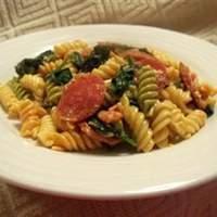 Pepperoni Penne Recipe