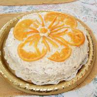 Perfect Flourless Orange Cake Recipe
