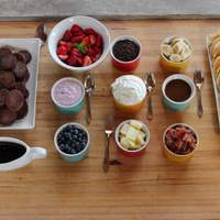 Perfect Pancakes (and Toppings!) Recipe