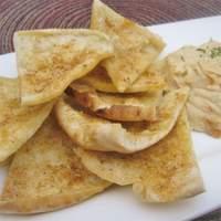 Perfect Pita Chips Recipe