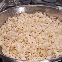 Perfect Popcorn Recipe