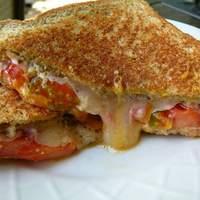Pesto Grilled Cheese Sandwich Recipe