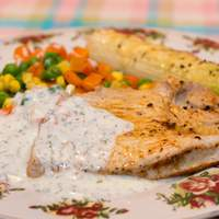 Poached Turkey Paprika Recipe