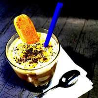 Pumpkin-Gingersnap Milkshake Recipe