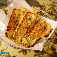 Quick Garlic Breadsticks Recipe
