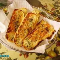 Quick Garlic Breadsticks Recipe