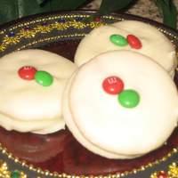 Ritz Cracker Cookies - No Bake - Candy Coated Recipe