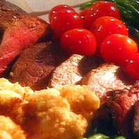 Roast Tenderloin of Beef with Cornichon Tarragon Sauce Recipe