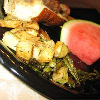 Roasted Asparagus with Herbes de Provence Recipe