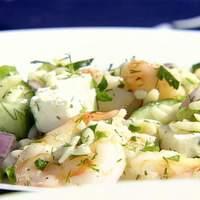 Roasted Shrimp and Orzo Recipe