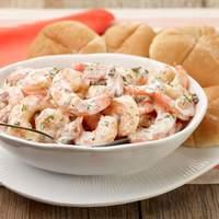 Roasted Shrimp Salad Recipe
