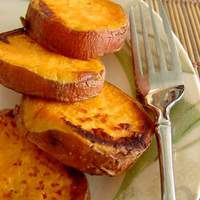 Roasted Sweet Potato Fries or Rounds Recipe