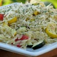 Roasted Vegetable Orzo Recipe