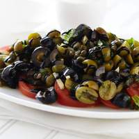 Roman Summer Salad Recipe