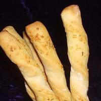 Rosemary-Garlic Breadsticks Recipe