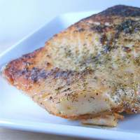 Salmon with Dill Recipe