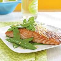 Salmon with Hoisin Glaze Recipe