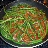 Salsa and Chiles Green Beans Recipe