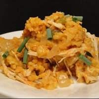 Salsa Chicken Rice Casserole Recipe