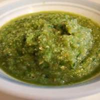 Salsa De Tomatillo Recipe