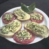 Salsa Di Parmigiano Recipe