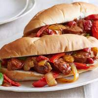 Sausage, Peppers and Onions Recipe