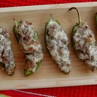 Sausage-stuffed Jalapenos Recipe