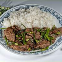 Sauted Liver With Chives Japanese Style Recipe