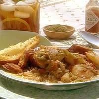 Savannah Seafood Gumbo Recipe