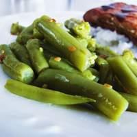 Sesame Green Beans Recipe