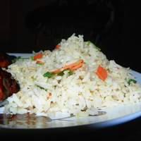 Sesame Rice With Scallions Recipe