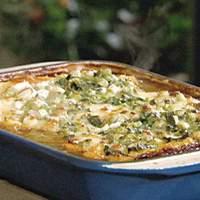 Shepherds Pie with Scallion-Cheese Crust Recipe