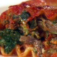 Short Rib Lasagna Rolls Recipe