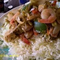 Shrimp Evil  Jungle Prince Recipe