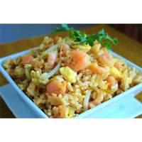 Shrimp Fried Rice II Recipe