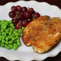 Simple Ranchy Breaded Fish Fillets Recipe