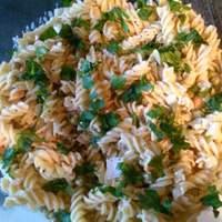 Simple Rotini Macaroni Salad Recipe
