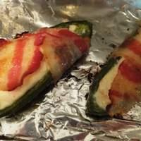Simple Stuffed Jalapenos Recipe