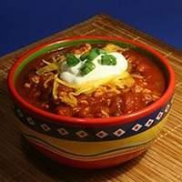 Simple Turkey Chili Recipe