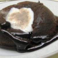 Six Minute Soft Centred Chocolate Puddings Recipe