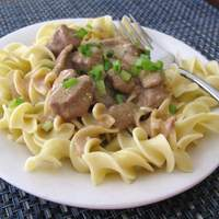 Slow Cooker Beef Stroganoff I Recipe
