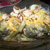 Slow Cooker Cheese Broccoli With Almonds Recipe