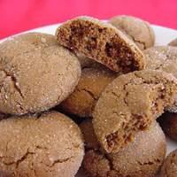 Soft Molasses Cookies Recipe