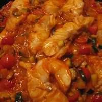 Spanish Cod Recipe